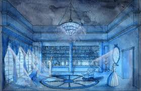 Blue Room In The Masque Of The Red Death Symbolism
